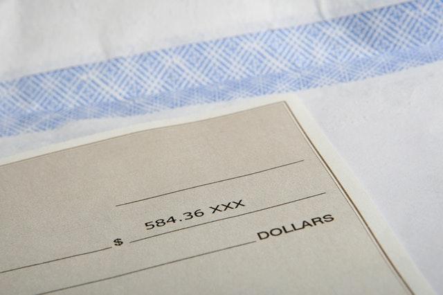 Check - Cheque