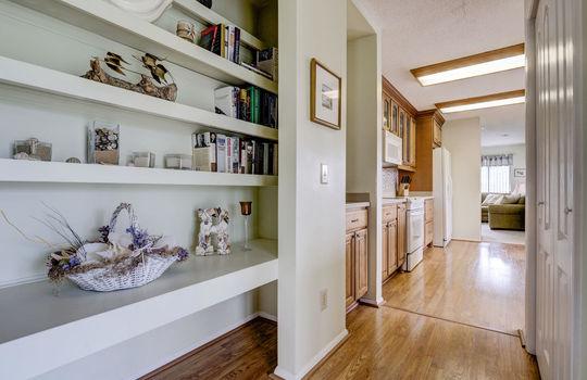 Kitchen Passage