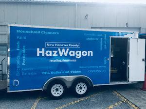 Hazwagon in Wilmington NC