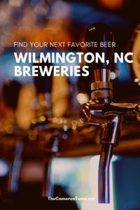 Wilmington NC Breweries