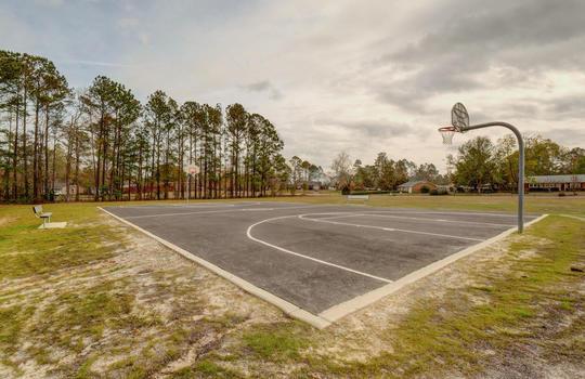 Kings Grant Park Updated - Basketball Court