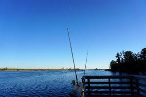 Joseph A Breault Fishing Pier