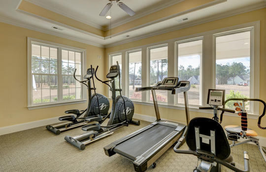 Summerwoods Fitness Center