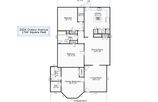 10334 – 2024 Creecy Avenue