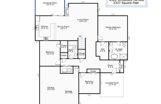 10347 – 4500 Whiteweld Terrace-1st Floor