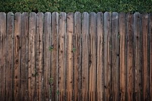 Wood Fence from Pexels
