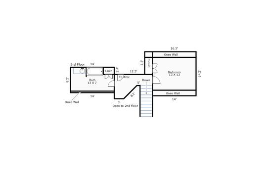 11082 – 4 Sailview Drive-3rd Floor