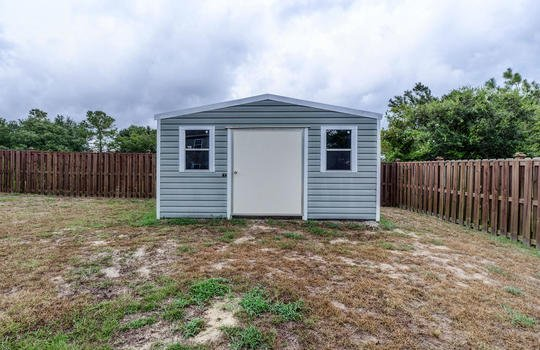 Wired Shed