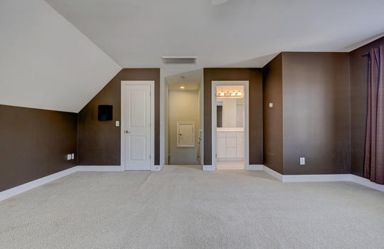 Bedroom 3 / Finished Room Over the Garage