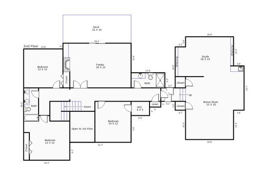 11192 – 8724 Lowes Island Drive-2nd Floor