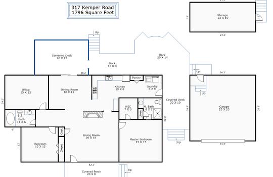 11448 – 317 Kemper Road