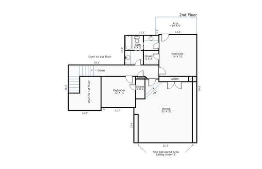 11455 – 217 Marsh Oaks Drive-2nd Floor