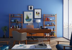 Home Office - Photo by Huseyn Kamaladdin from Pexels