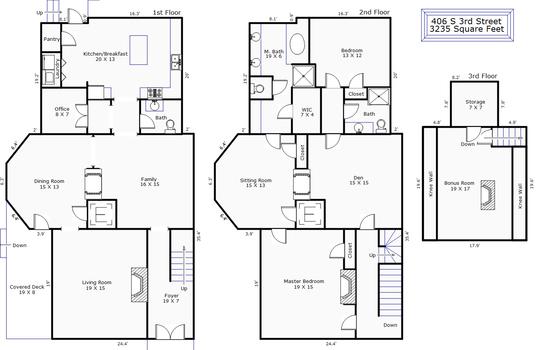 11629 – 406 S 3rd Street-Residence