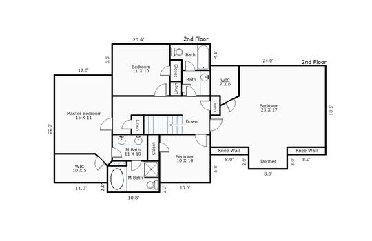 11366 – 1086 Washington Acres Road-2nd Floor