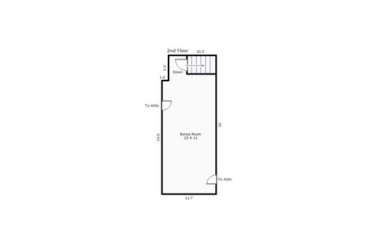 12085 – 409 Jesse Lee Lane-2nd Floor