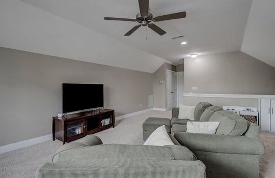 Third Floor Bonus Room