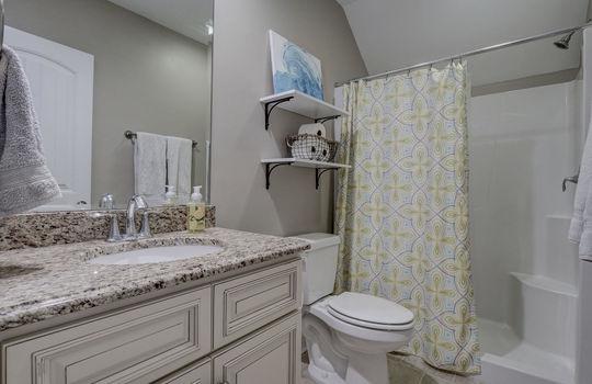Fourth Full Bathroom