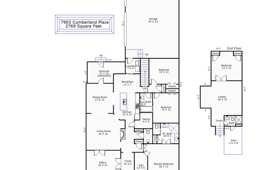 12127 – 7903 Cumberland Place