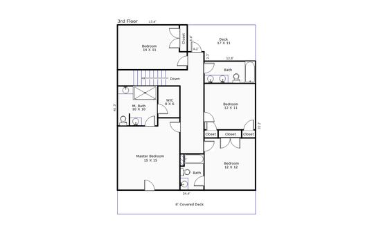 12137 – 312 Greenville Avenue-3rd Floor