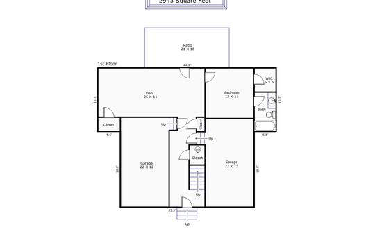 12177 – 8016 Cotton Rose Court-1st Floor