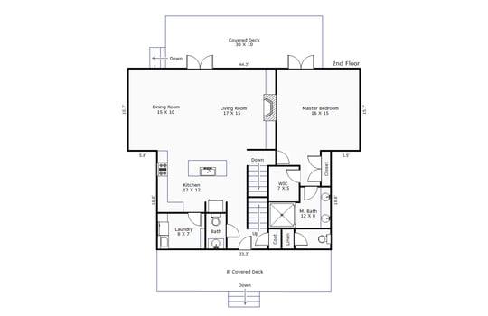 12177 – 8016 Cotton Rose Court-2nd Floor