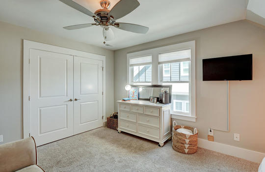 Third Level Bedroom (1 of 2)