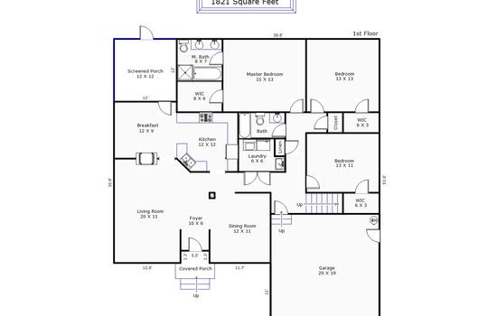 12236 – 3345 Paramount Way-1st Floor
