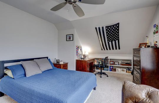 Third Level Bedroom (2 of 2)