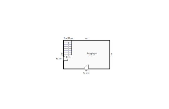 12267 – 345 Donald E Gore Drive-2nd Floor