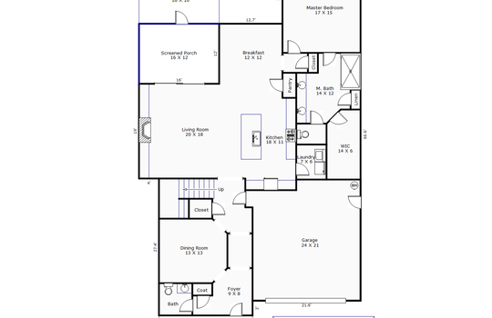 12639 – 6212 Sweet Gum Drive-1st Floor