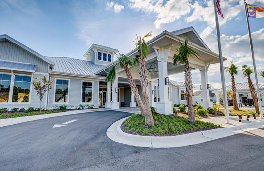 Del Webb at RiverLights Clubhouse