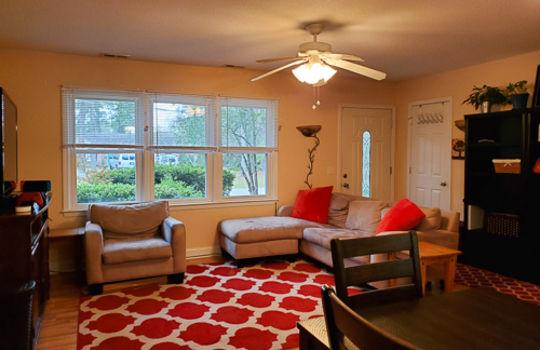 5207 Fitzgerald Dr-Living Room
