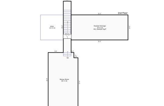 13317 – 3793 Golden Pear Run NE-2nd Floor