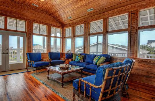 The Bluffs on the Cape Fear – Oak Island House
