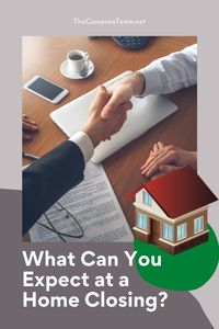 What Can You Expect at a Home Closing?