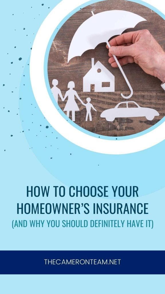 How to Choose Your Homeowner's Insurance