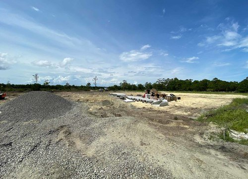 Grand Bay Townhomes - Land Under Development