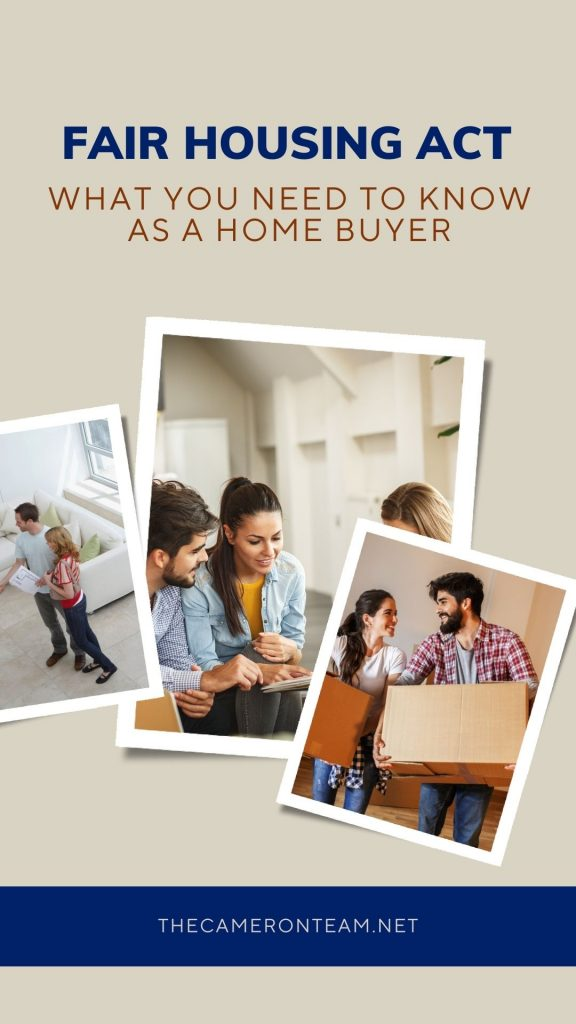 Fair Housing Act - What You Need to Know as a Home Buyer