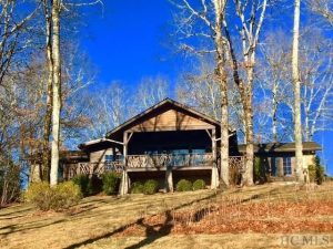 Scaly Mountain home for sale