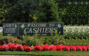 Cashiers NC community