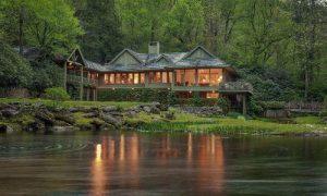 Highlands NC homes