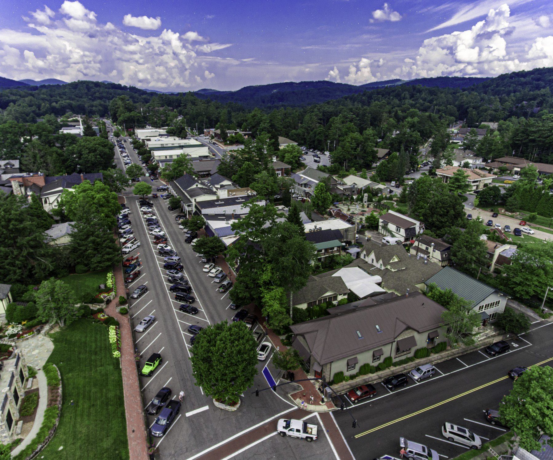 Highlands_NC_Aerial_2020