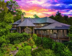 luxury Highlands NC home for sale