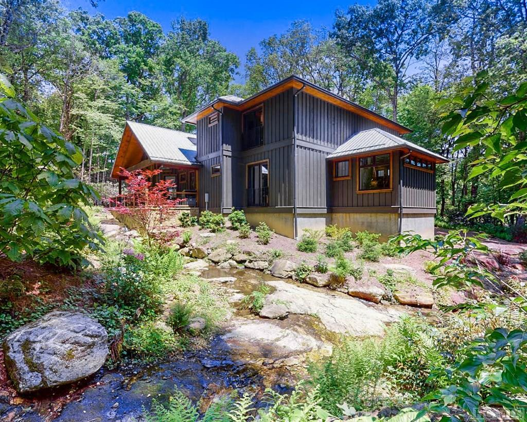 Highlands NC home for sale