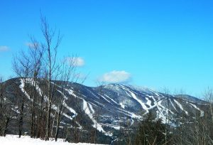 Sunday River views from the Peaks