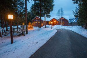 Home on Powder Ridge