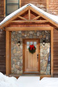 Tempest Ridge front door