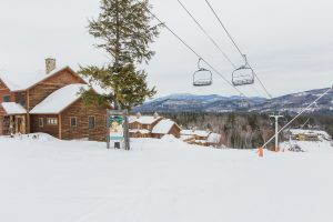 Slopeside access to Tempest Ridge Townhomes