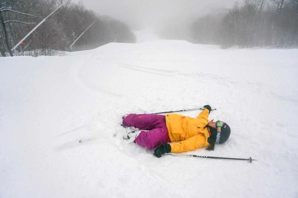 Lack of après in your life got you a little down?
